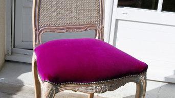 Collection de velours pour sièges et rideaux