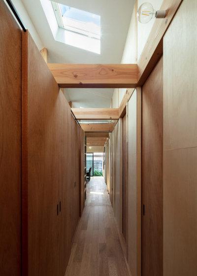 インダストリアル クローゼット by 山本嘉寛建築設計事務所  YYAA