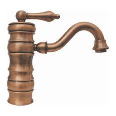 Vintage Iii Single Hole, Single Lever Lavatory Faucet, Brushed Nickel