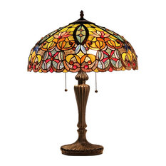 Libby Victorian 2-Light Table Lamp