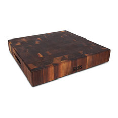 John Boos Reversible Walnut Butcher Block 18 x 18 x 3