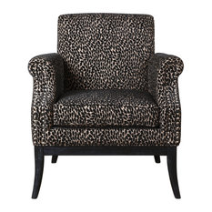 50 Most Popular Animal Print Armchairs And Accent Chairs For ...