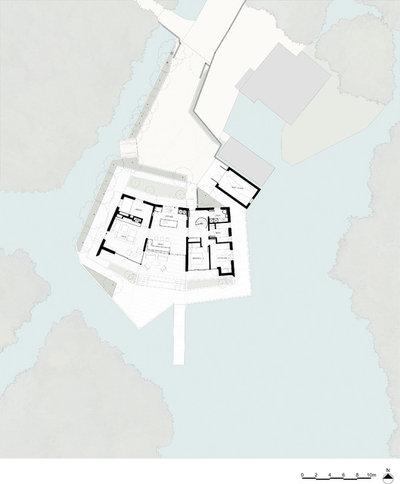 Floor Plan by Platform 5 Architects
