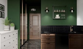 Квартира студия Green