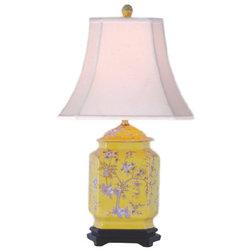 Asian Table Lamps by East Enterprises INc