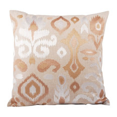 Elk Isabella 20X20 Pillow, Cover Only 902253, Mojave Shimmer, Sand