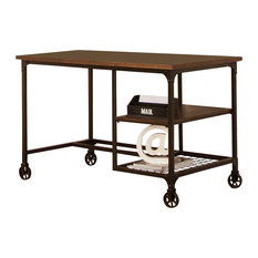 Industrial Desks Houzz
