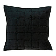 Parkland Collection Transitional Quilted Pillow With Poly Insert PILE11176P
