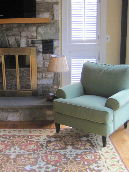 Slobproof Custom Arm Chair - Armchairs And Accent Chairs