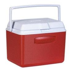 Rubbermaid 2A1304MODRD Red Victory Cooler, 24 qt.
