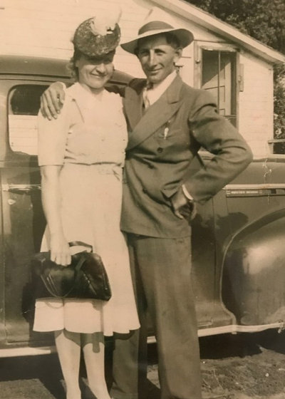 Cool Vintage Grandparents