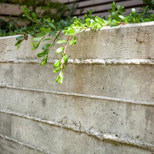Formed Concrete Planters Houzz
