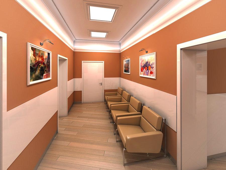 Регистратура Новой больницы