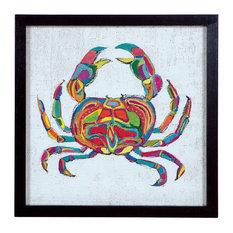 """Coastal Colors Three"" Art"