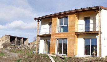 Maison bioclimatique écologique BCE - 125M²