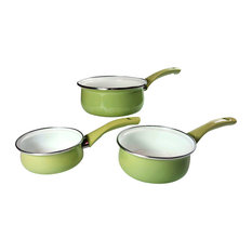 5030 Uniware 4.7''/5.5''/6.3'' Sauce Pan Set