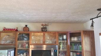 Oak Kitchen Cabinets Paint & Glaze