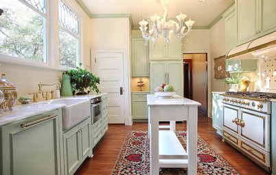 Good Small Kitchens Narrow Kitchen Islands With Function to Spare