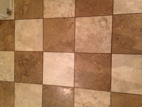 Can You Paint This Marble Granite Floor