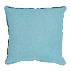 """Surya Solid SL-014 Pillow Kit,18"""" x 18"""" (Polyester Fill)"""