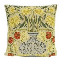 The Rose William Morris European Cushion Covers