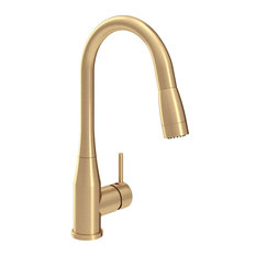 Symmons S-2302-PD-1.5 Sereno 1.5 GPM 1 Hole Pull Down Kitchen - Brushed Bronze