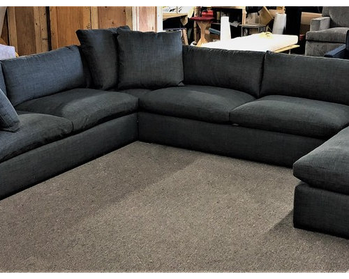 CLAUDIA   CUSTOM SOFA AND CUSTOM SECTIONAL