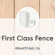 First Class Fence's photo