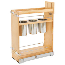 Transitional Pantry And Cabinet Organizers by Custom Service Hardware, Inc