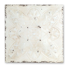 """Ceiling Tile, Set of 2, 24""""Iron"""