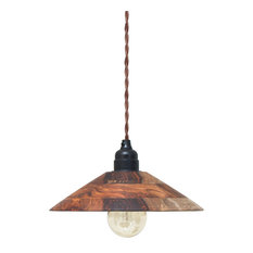 Sheesham Wood Pendant Lamp