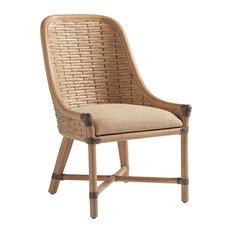 Keeling Woven Side Chair