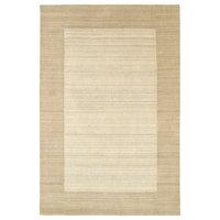 Kaleen Hand-Tufted Regency Wool Rug, Linen, 8'x10'