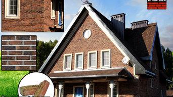 Дома построенные из наших материалов