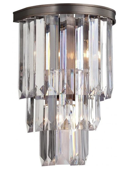 Savoy Tierney Layered Chandelier Amp Sconce Collection