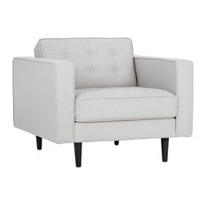 Donnie Armchair, Light Gray