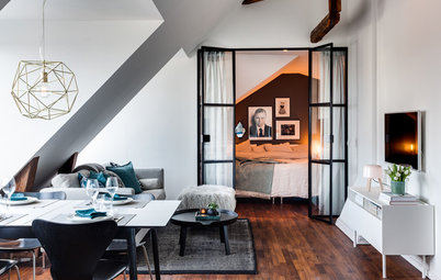 Frame Up: 10 Ways to Use Crittall-Style Doors Inside