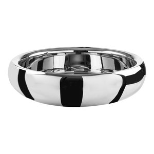 Ring Stainless Steel Vessel Sink, 39x11 cm
