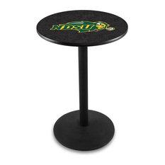North Dakota State Pub Table 36-inchx36-inch by Holland Bar Stool Company
