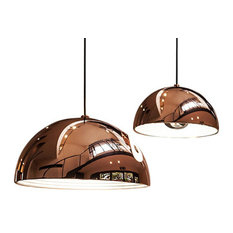 what is pendant lighting. what is pendant lighting seed design dome light copper