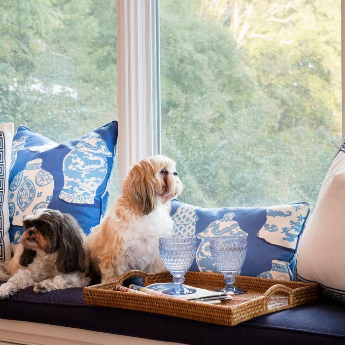 Laura Boyd Interior Design | Annapolis Maryland Kitchen Details
