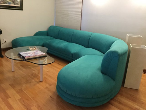 Outstanding Who Designed My 1980S Contemporary Sectional Sofa Andrewgaddart Wooden Chair Designs For Living Room Andrewgaddartcom