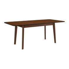 Alero Rectangular Dining Table Walnut