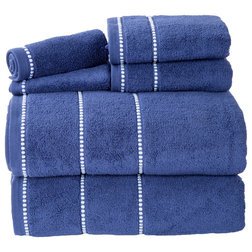 Contemporary Bath Towels by Trademark Global