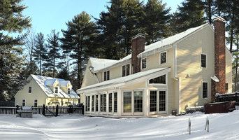 Bedford Sunroom and Attached Carriage House