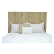 Handcrafted Headboard, Hanger Style, Driftwood, King