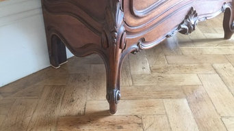 Reclaimed Herringbone Oak Parquet