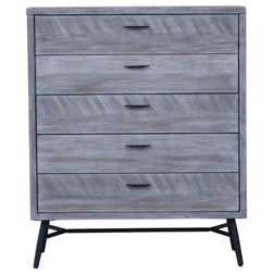 Midcentury Dressers by Emerald Home