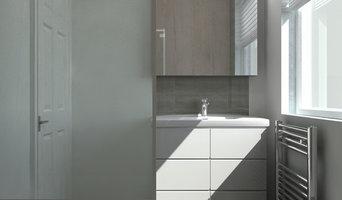 Bathroom designs  for Alban Gray Interiors