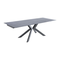 Tips Evolution Extendable Table, Stone